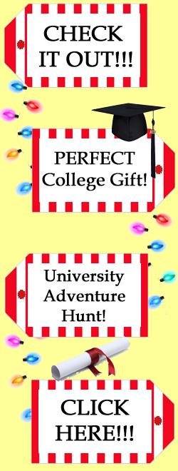 university scavenger hunts